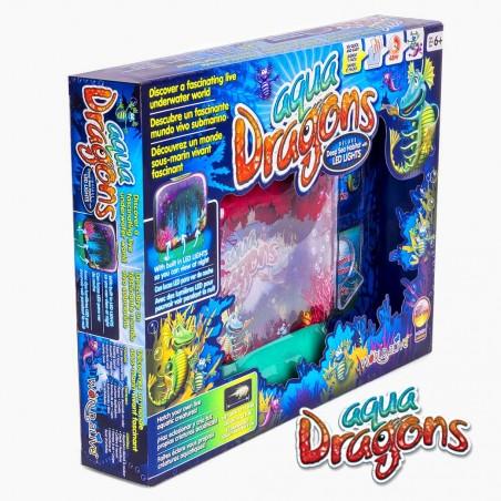 AQUA DRAGONS® Deluxe Deep Sea Habitat with LED Lights
