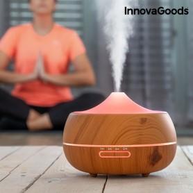 InnovaGoods koka efekta aromterapijas mitrinātājs