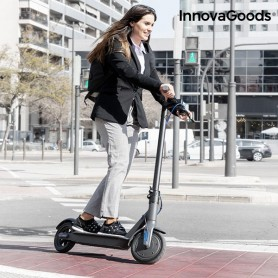 "InnovaGoods Pro saliekamais elektriskais motorolleris 7800 mAh 8,5 ""350W melns"
