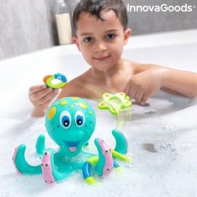 Peldošais astoņkājis ar gredzeniem Ringtopus InnovaGoods 6 gab