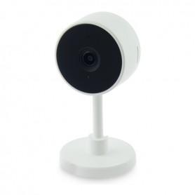 IP kamera KSIX Smart Home 2 MP 130º 128 GB WiFi balta