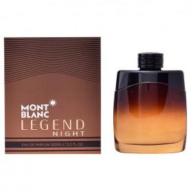 Vīriešu smaržu leģenda Night Montblanc EDP
