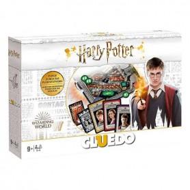 Spēlētāji Cluedo Harry Potter