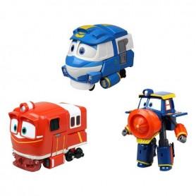 Transformeru Automašīna Robotrain Bizak 116007