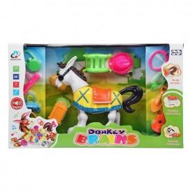 Interaktīva Rotaļlieta Donkey Brains 115450