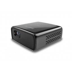 Philips PPX320 INT data projector Portable projector 150 ANSI lumens DLP 540p (960x540) Black