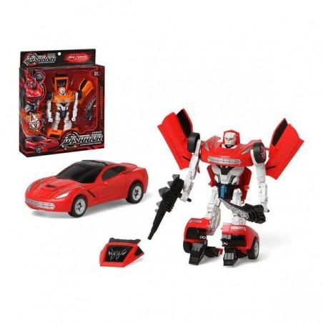 Robota auto Warrior 111812