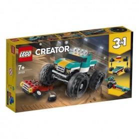 Playset Creator Monster Truck Lego 31101