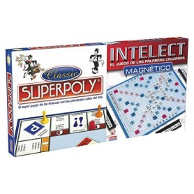 Spēlētāji Superpoly + Intelect Falomir