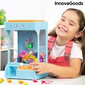 Spēļu laukuma mašīna ar gaismu un skaņu saldumiem un rotaļlietām SurPrize InnovaGoods