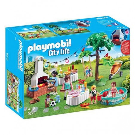 Playmobil City Life 9272 toy playset