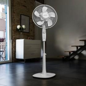 Staande ventilator Cecotec EnergySilence 1010 ExtremeFlow Balts 60W